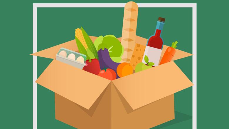Oproep minister: kom helpen bij de voedselbank
