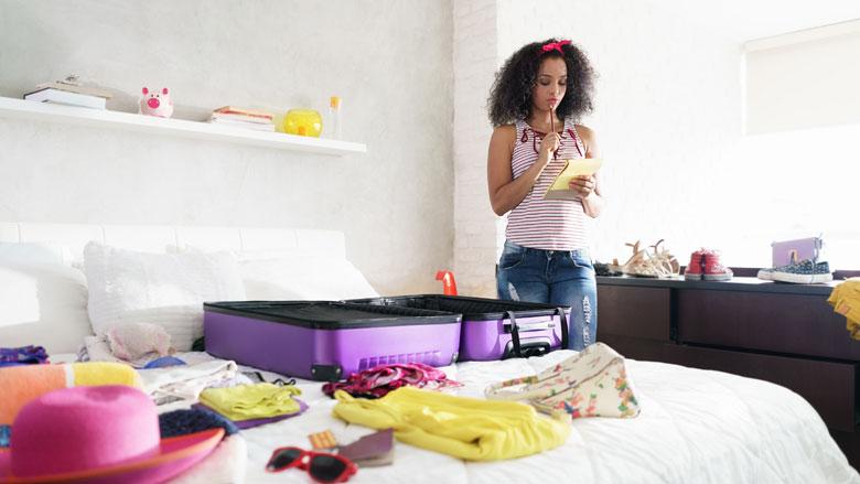 Ga je op vakantie? Zo bereid je je goed voor