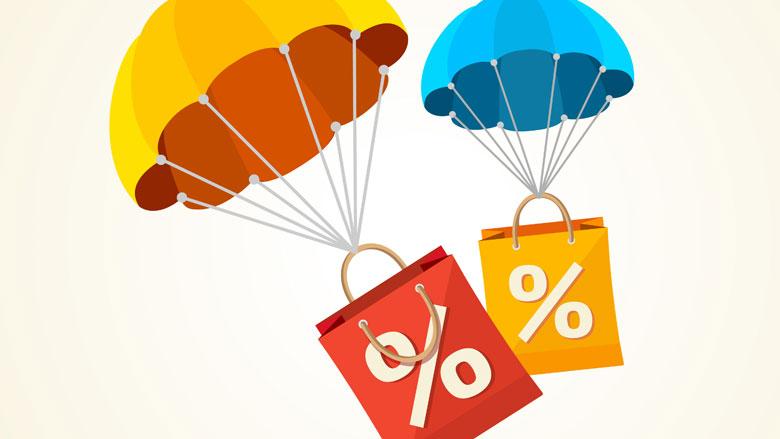 'Winkels mogen tot 1 juli geen uitverkoop houden'