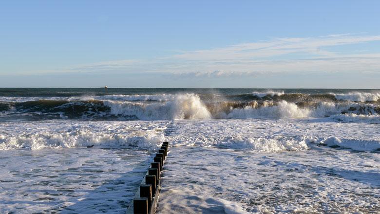 'Zeespiegel stijgt 2,5 keer harder, klimaatakkoord kan trend stabiliseren'