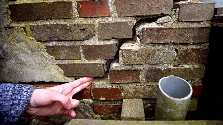 Aardbevingsgedupeerden kiezen voor vergoeding van 5000 euro