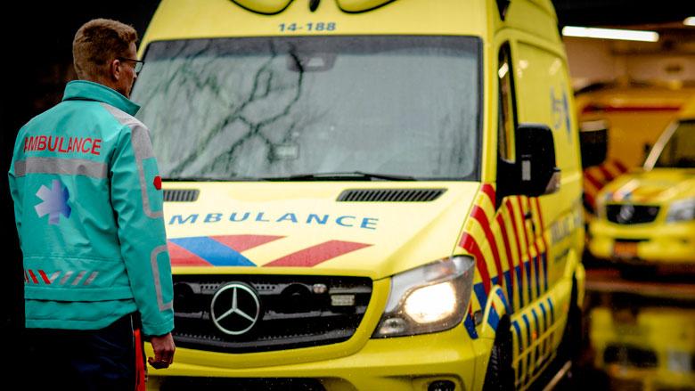 Kamerleden bezorgd over ritduur ambulances in Flevoland