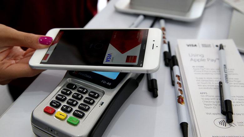 ING maakt Apple Pay in Nederland beschikbaar
