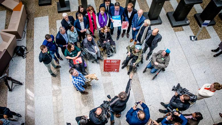 'Kabinet schrapt loonmaatregel arbeidsgehandicapten'