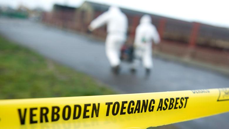 5 miljoen euro extra voor sanering asbestdaken