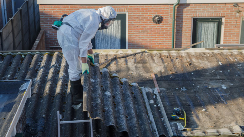 Fonds om asbestdaken te verwijderen vanaf 2020 beschikbaar