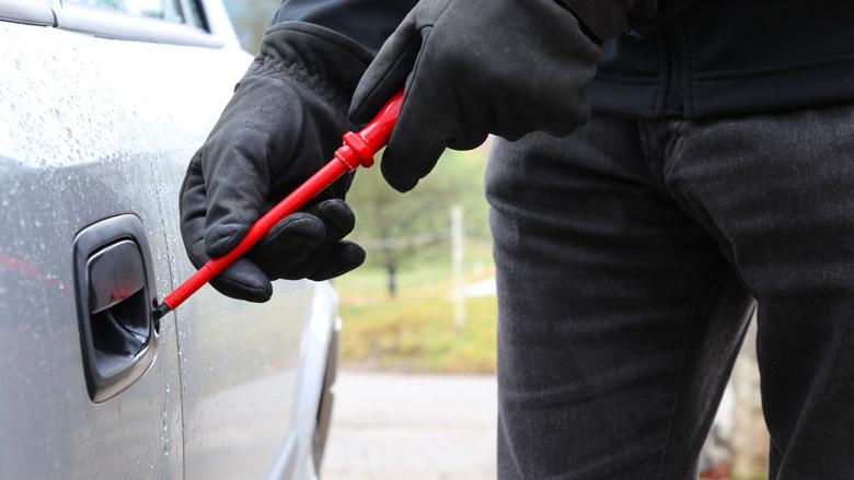 Aantal gestolen personenauto's flink gedaald