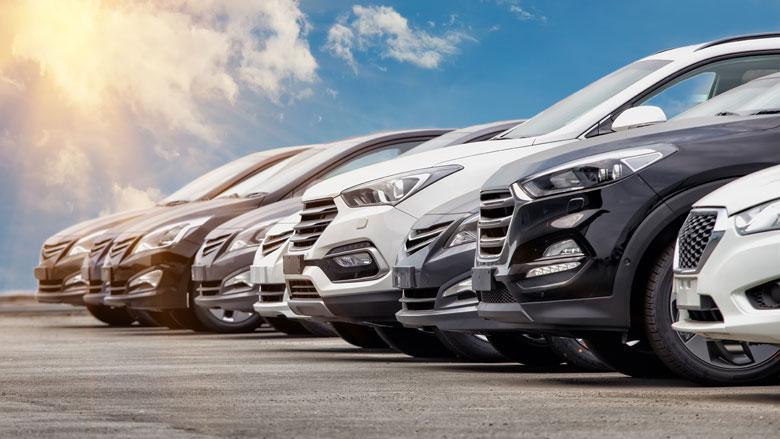 Verkoop van personenauto's gedaald in februari