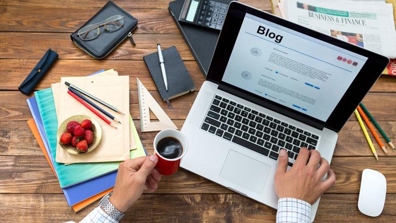 Hoe maak ik gratis een blog?