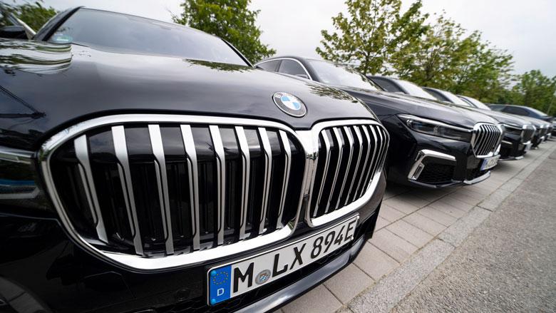 Jaguar en BMW bundelen krachten in elektrisch rijden