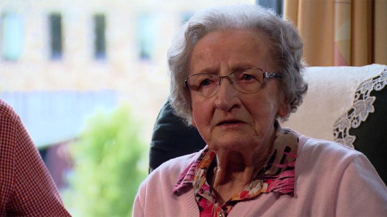 Mevrouw Bastiaansen (93) hoeft haar rekening niet te betalen