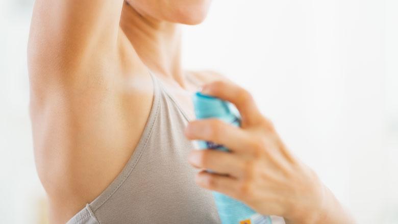 Oproep: gevoelige huid en deodorant met aluminium