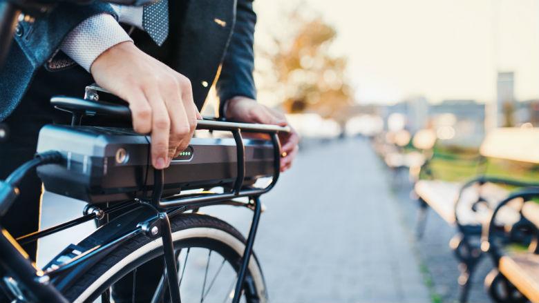 Wat kost een laadbeurt van je elektrische fiets?