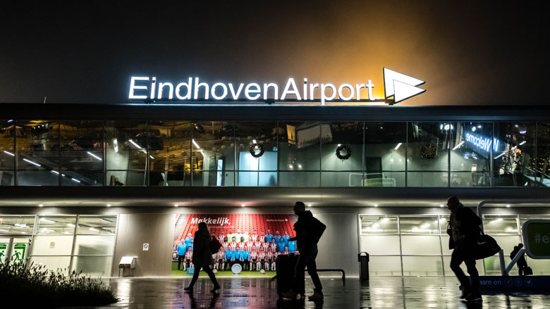 Eindhoven Airport niet in de fout met nieuwe tarieven