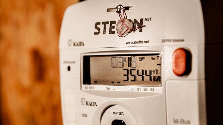 'Geef consumenten meer controle over slimme energiemeter'
