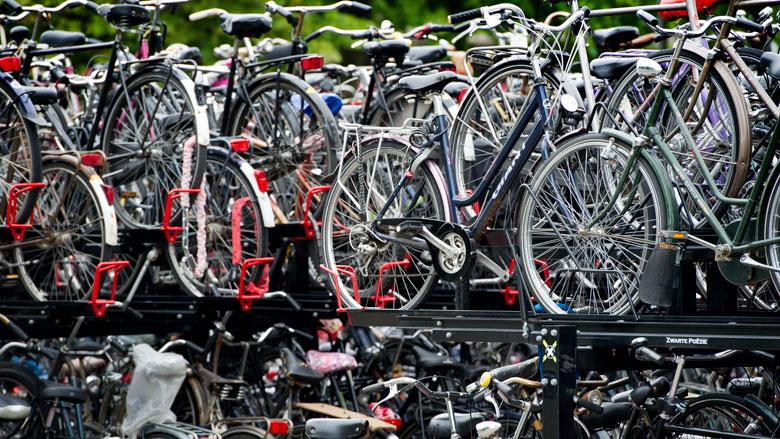 Fiets in ruil voor vrijwilligerswerk in Rotterdam