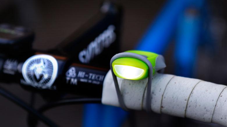 Zo stel je je fietsverlichting goed af