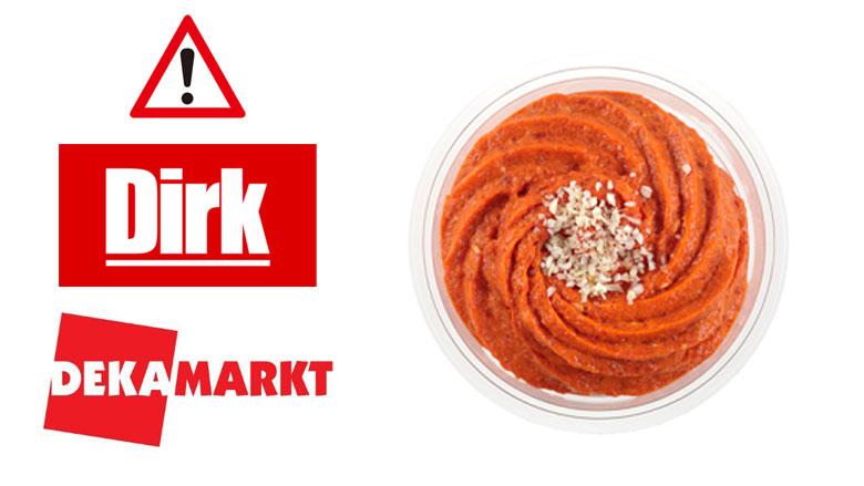 Dirk en DekaMarkt roepen filet americain terug wegens listeriagevaar