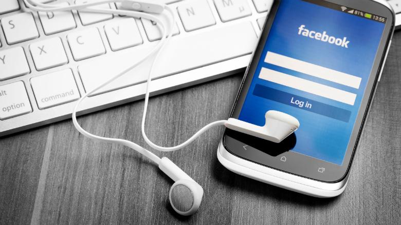 Fout in Facebookapp treft 6,8 miljoen gebruikers