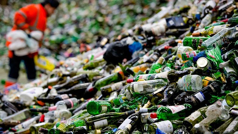 Inspectie gaat norm voor glasrecycling handhaven