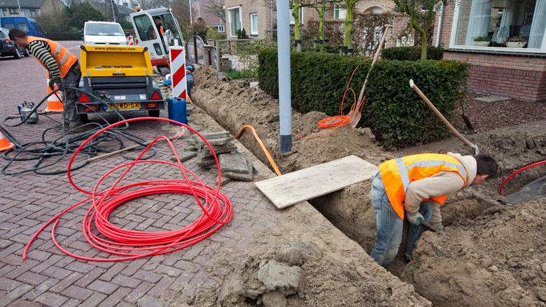 Inwoners Den Haag krijgen glasvezelnetwerk
