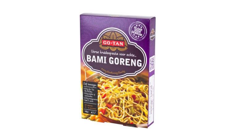 NVWA waarschuwt voor Go-Tan Bami Goreng kruidenmix