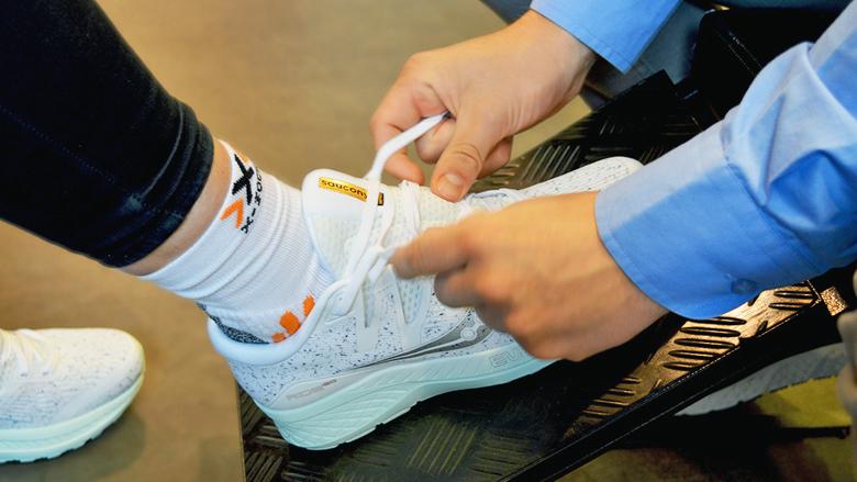 Hardloopschoenen kopen: waar moet je op letten?