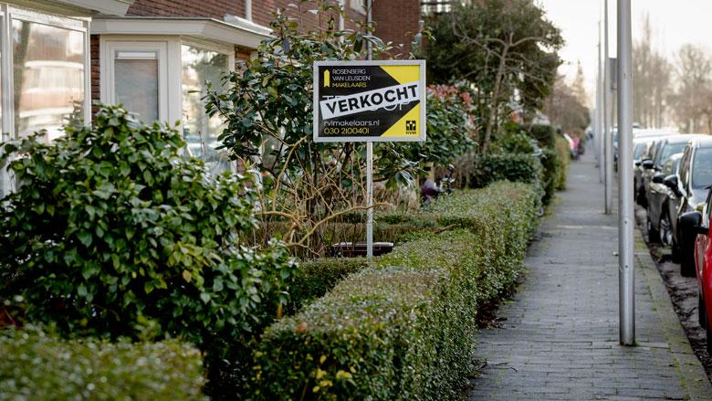 'Tempo waarin huizenprijzen stijgen niet vol te houden'
