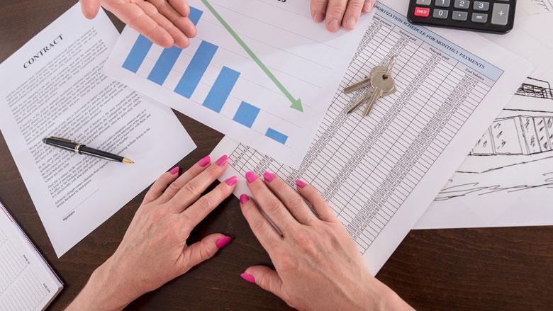 'Hypotheekrente op laagste punt ooit'