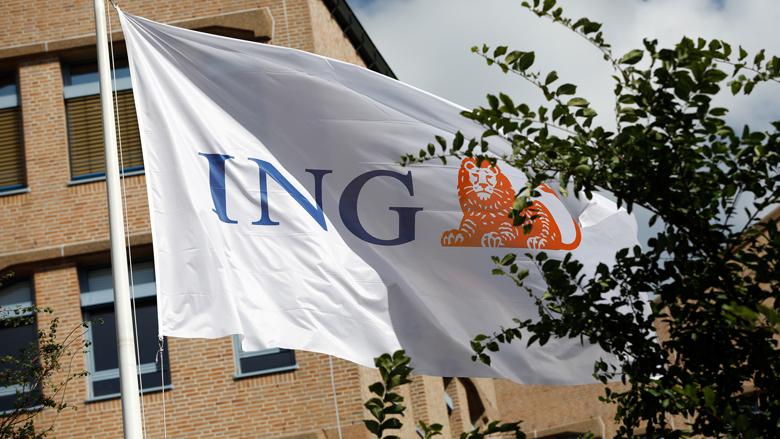 Spaarrente bij ING daalt naar 0,02 procent