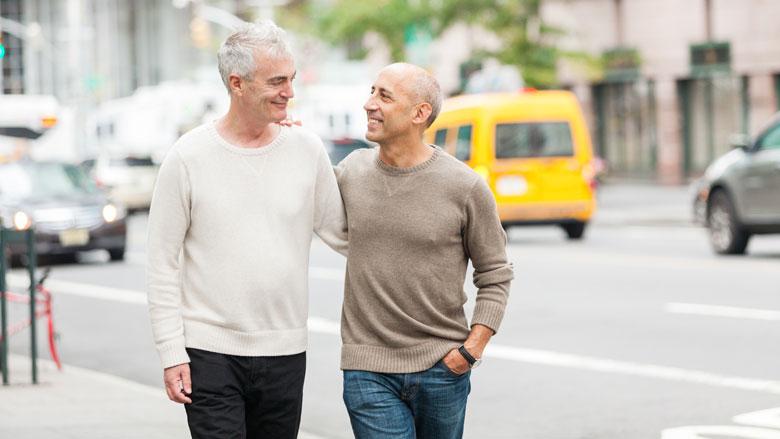 Inkomensverschillen kleiner bij homoseksuele stellen
