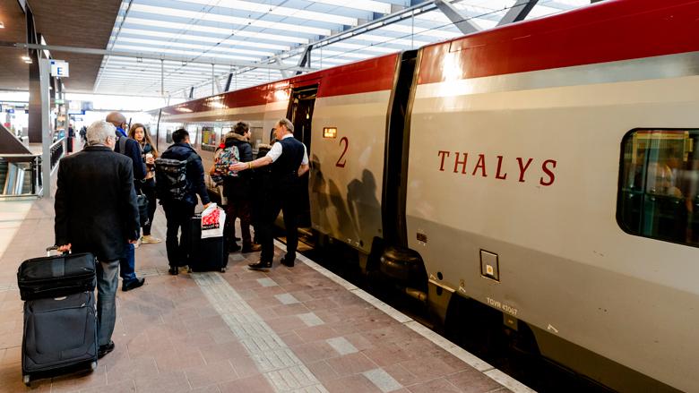Treinreiziger krijgt meer rechten in Europa