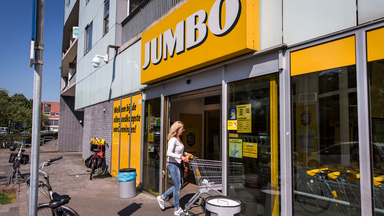 Jumbo en Albert Heijn verhogen prijzen tot 5 procent