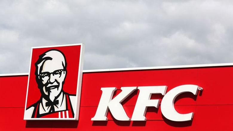 Fastfoodketen KFC gooit 'bergen eten weg'