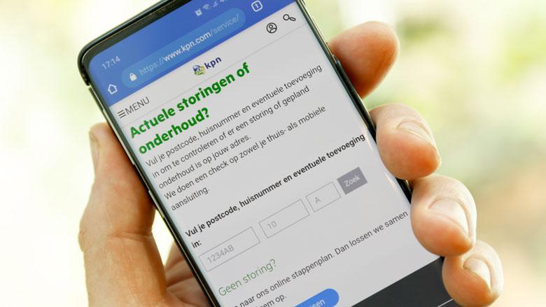 Minister wil uitleg over de telefoonstoring van KPN