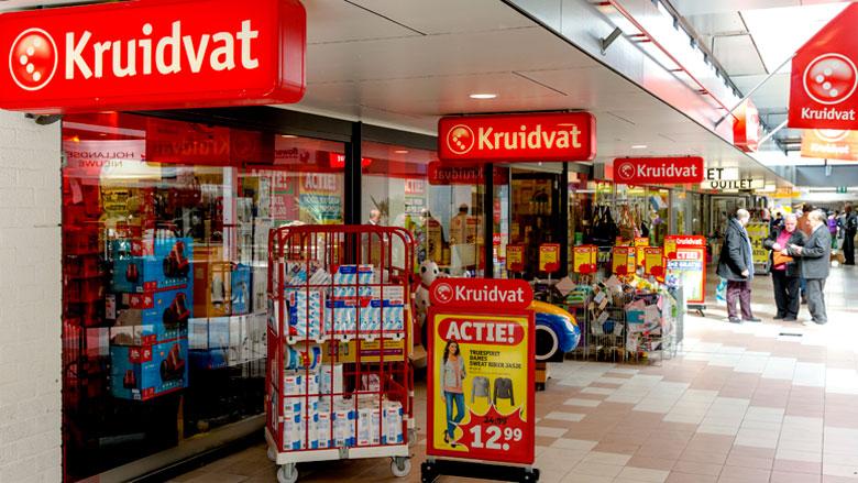 Kruidvat opnieuw grootste winkelketen