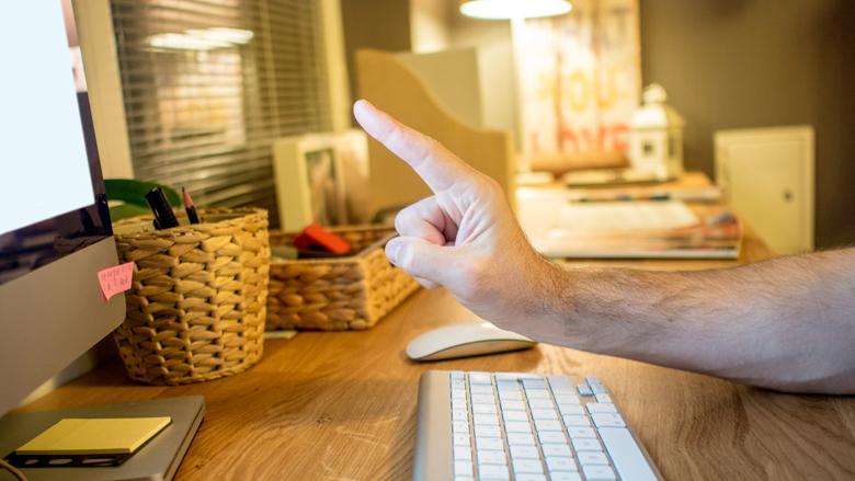 Je hóéft je kwetsende reactie niet online te slingeren