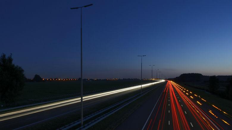Lichtvervuiling neemt af, Nederland steeds donkerder