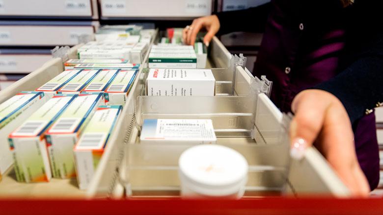 Vertrouwen in medicijnen hoog in Nederland