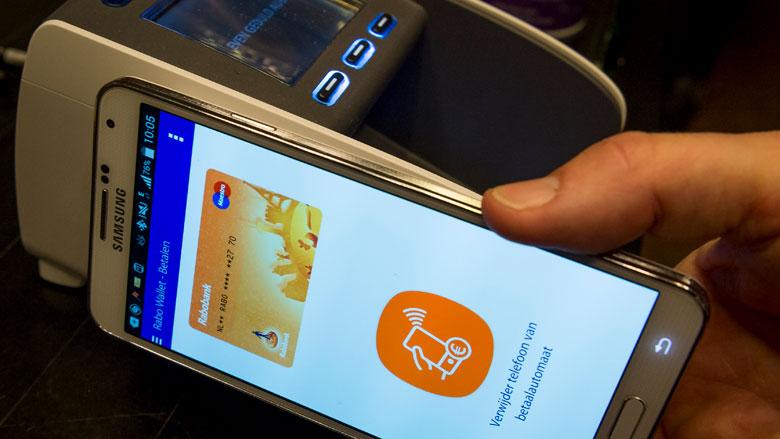Contactloos betalen met je mobiel: het nieuwe betalen?