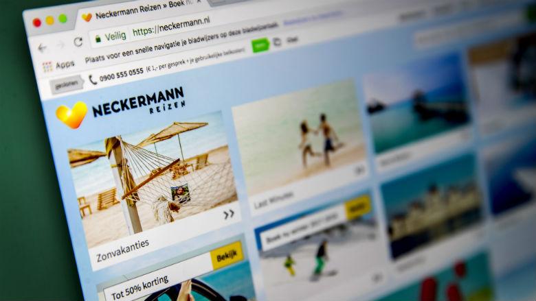 Tienduizenden klanten gewaarschuwd na inbraak Neckermann
