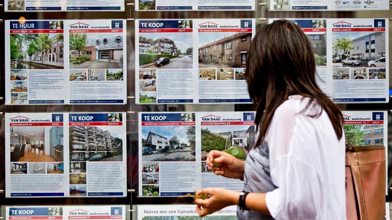 NHG-grens voor hypotheken stijgt door hogere huizenprijzen