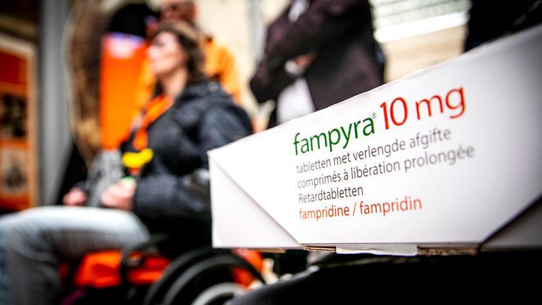 Opnieuw onderzoek naar effectiviteit MS-medicijn Fampyra