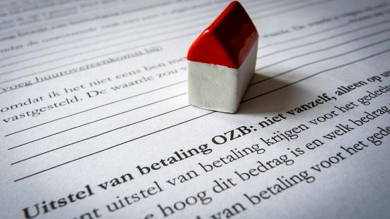 Huiseigenaar gaat gemiddeld 2,2 procent meer ozb betalen