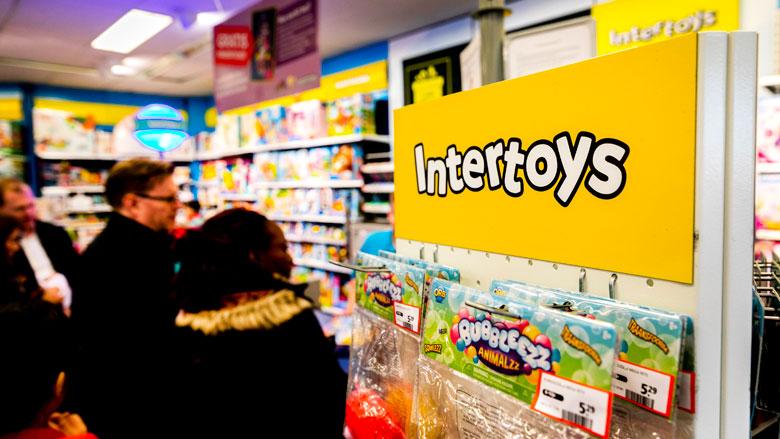 Vier partijen geïnteresseerd in overname Intertoys