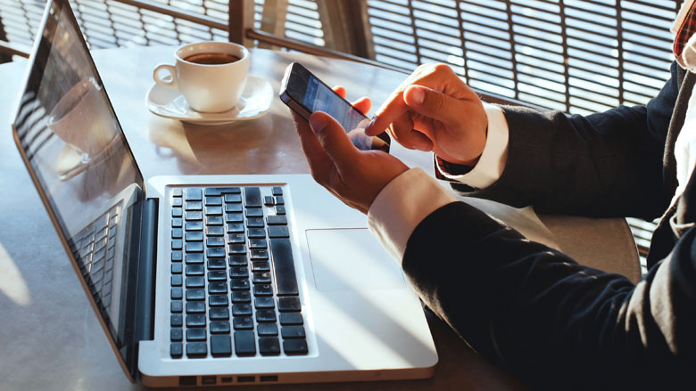 App Peaks mag als eerste niet-bank betalingen regelen en banktransacties inzien