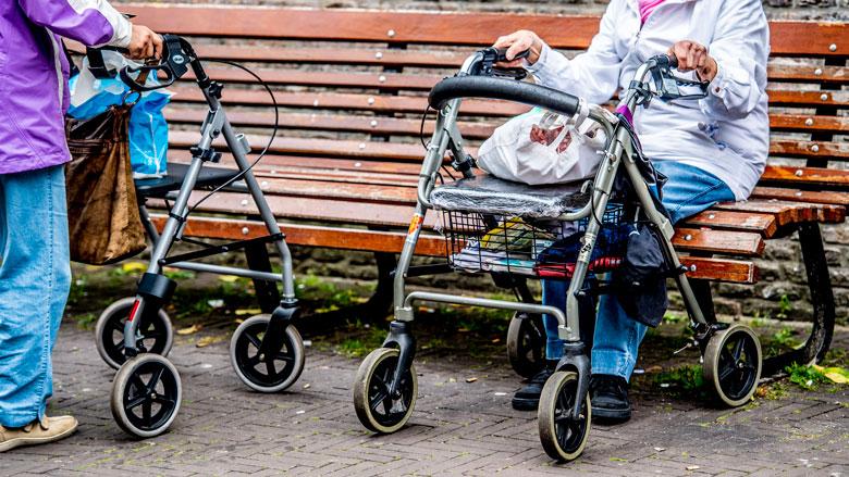 Gemiddelde pensioenleeftijd  gestegen naar 65 jaar
