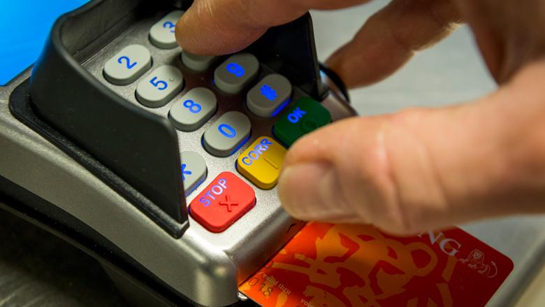 Korting voor ING-klanten die minder vaak contant geld opnemen