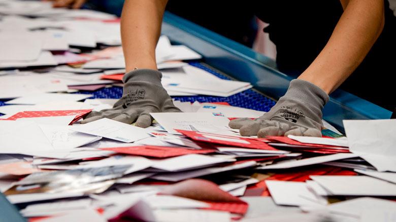 Verkeerd bezorgde post per ongeluk geopend: strafbaar?