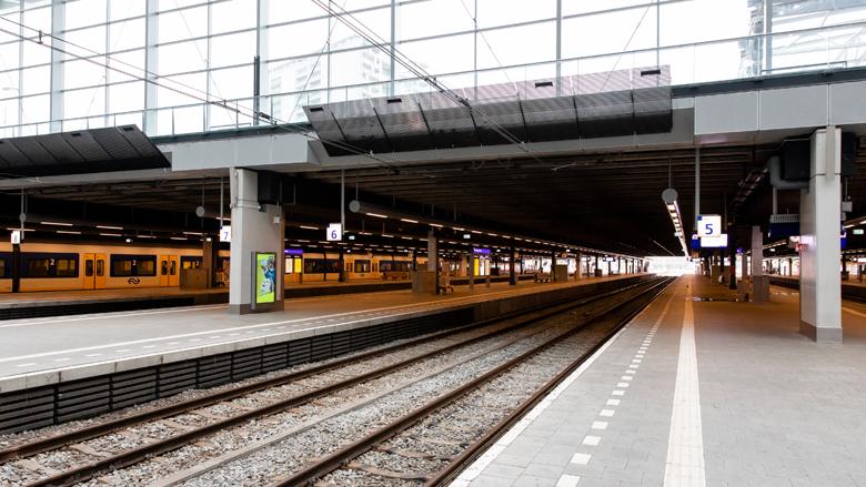 ProRail: Landelijke stakingen geen gevolgen voor opstart treindienst